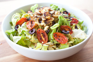 Salad to fight off cravings